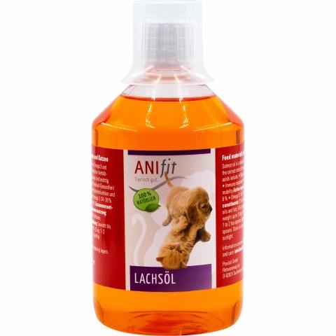 Lachsöl 500 ml (1 Stück)