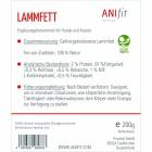Lammfett 200g (1 Packung)